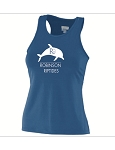 Girls Navy Tanks